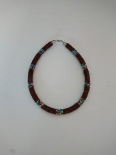 Collier ethnique Massaï